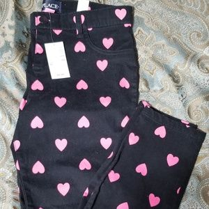 The Childrens Place heart pants